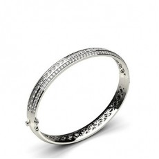 Mixed Shapes Diamond Bracelets