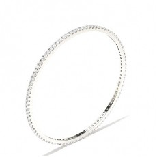 Round Bangles Bracelets