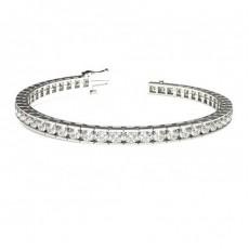Platinum Diamond Bracelets