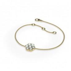 Round Delicate Bracelet