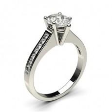Pear Engagement Rings