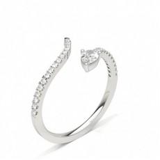 Pear Everyday Diamond Rings